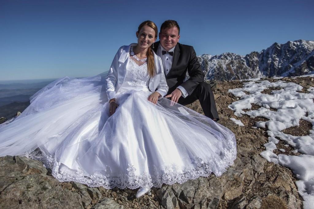 fotograf ślubny tanio kraków
