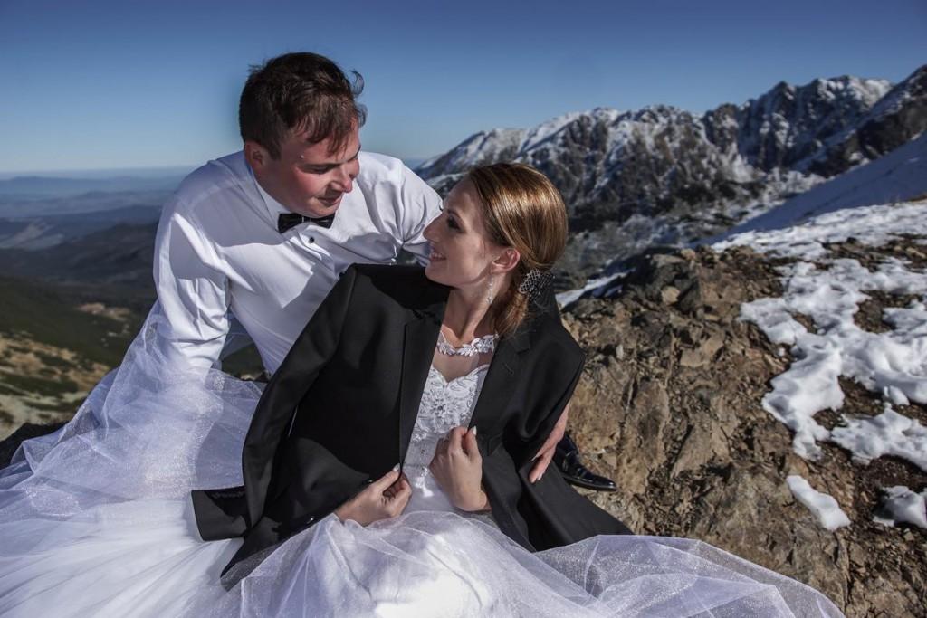 fotograf ślubny tanio katowice